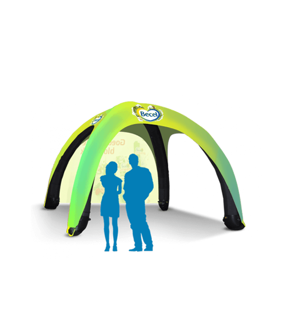 10'x10' Spider Tent Package Deals
