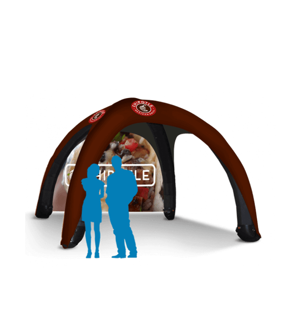 13'X13' Spider Tent Package Deals