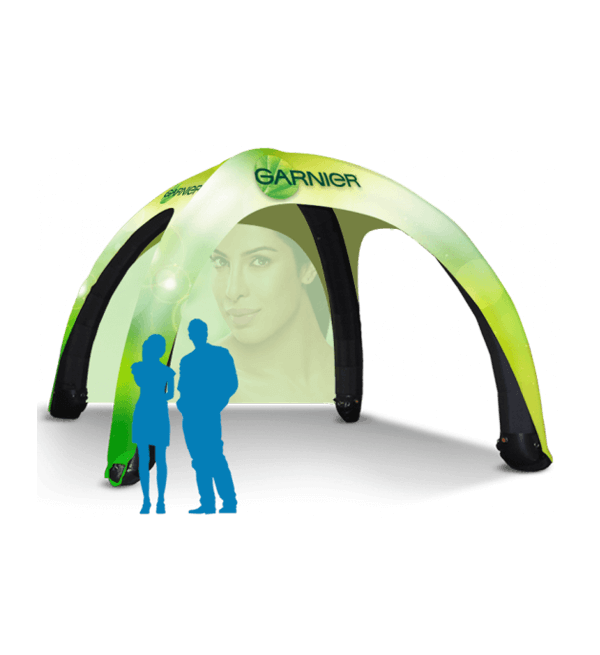 17'X17' Spider Tent Package Deals