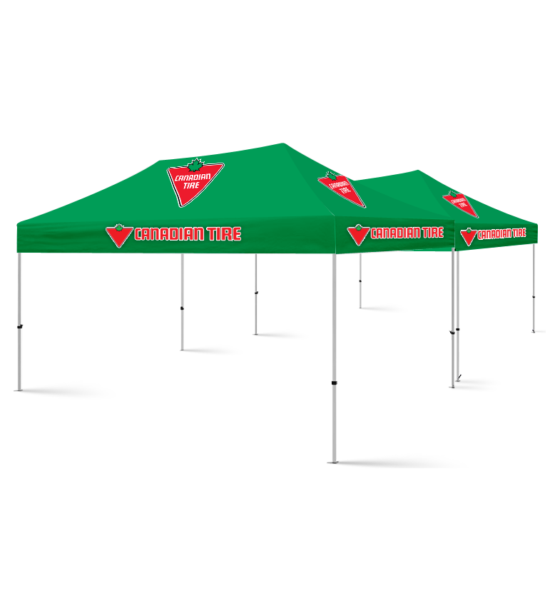 Custom Pop-Up Tent For Trade Shows | Branded Canopy Tents