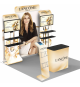 pop up trade show display booth