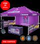 promotional pop up tent