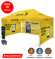 custom tents cheap