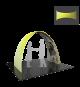 Premium 10ft Arch 07 Tension Fabric Structure