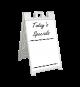 Dry Erase Signicade A-Frame