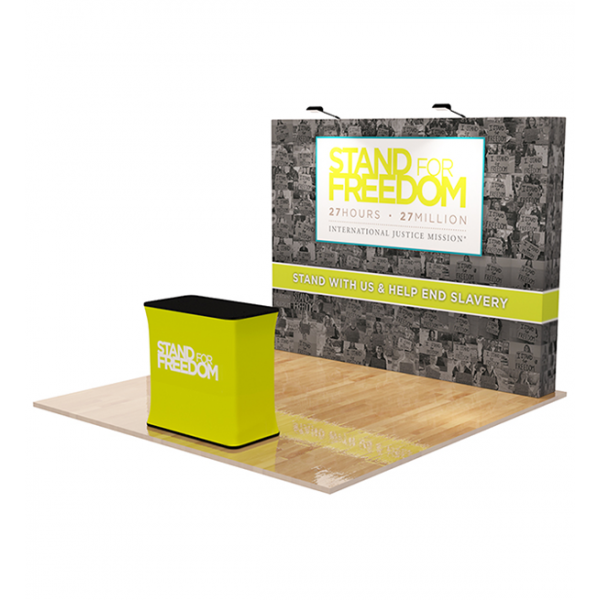 trade show pop up booths
