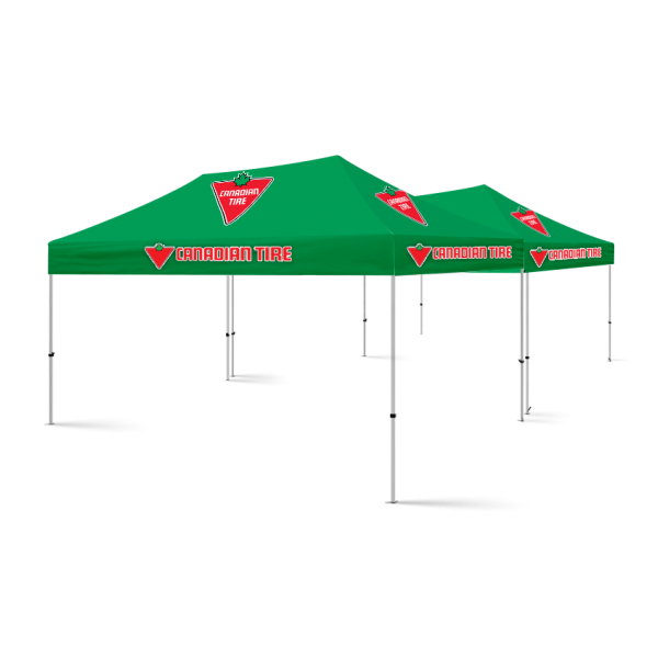 Customized canopies tent