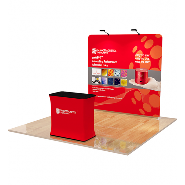Printed Trade Show Booth