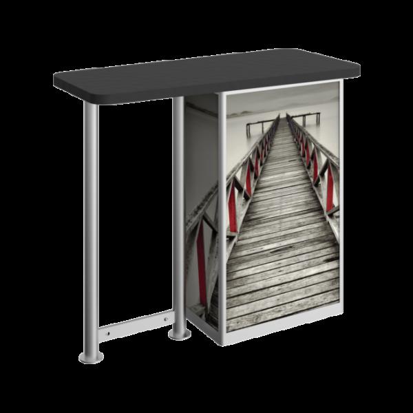 Linear Straight-Leg Counter
