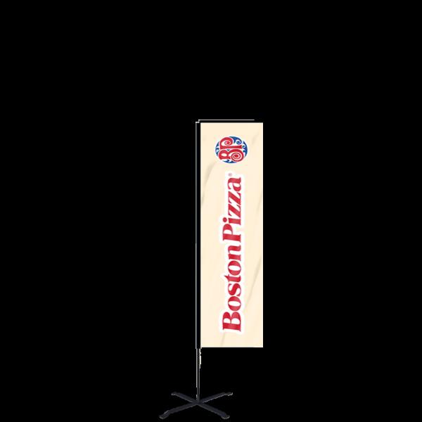Logo Banner Flag