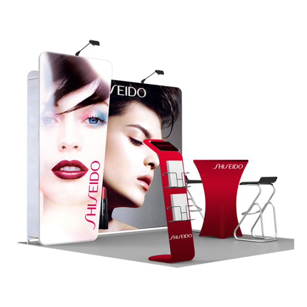 pop up trade booth displays