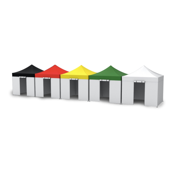 Color Coded Medical Tents