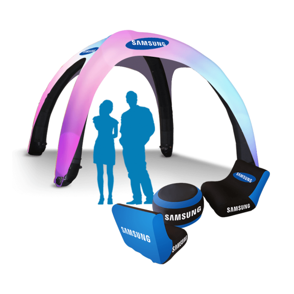 Impact Custom Inflatable Tent