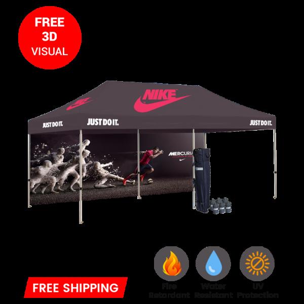 tradeshow tents