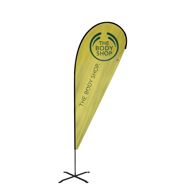 Event Teardrop Flag