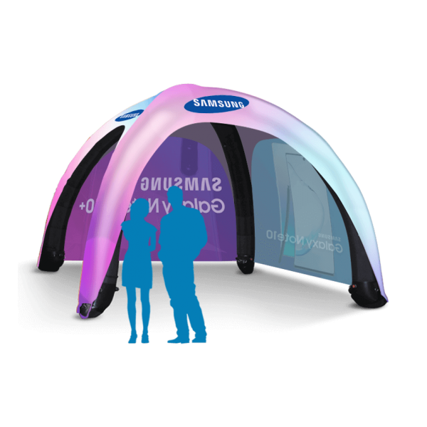 13x13 Event Dome Tents