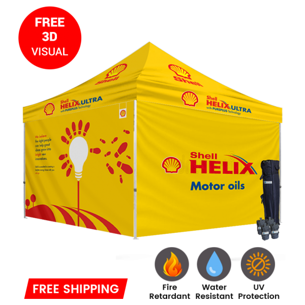13x13 Tent Package #5