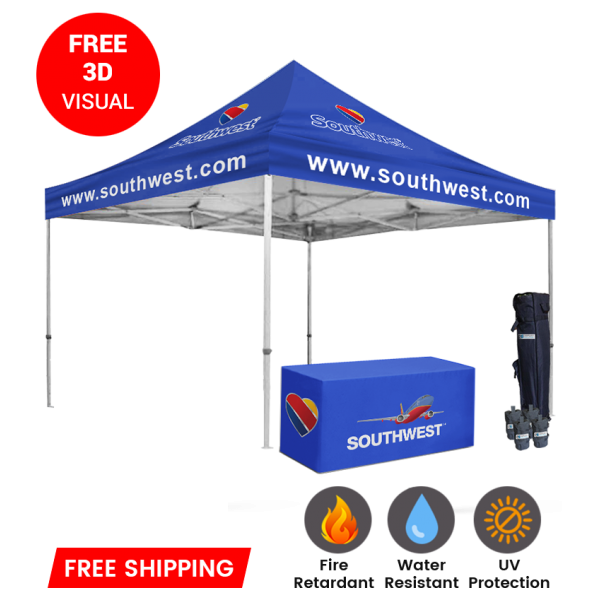 13x13 Tent Package #6