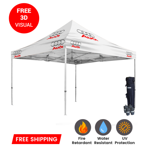 13x13 Tent Package #1