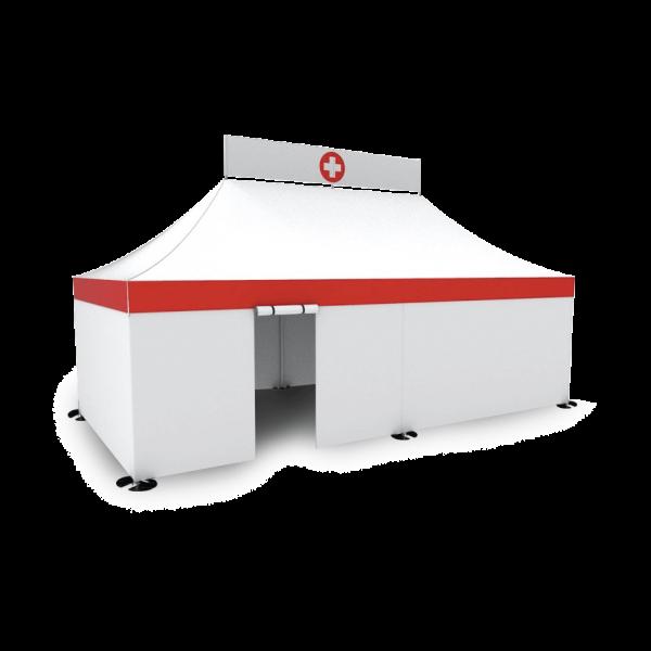 custom medical tent