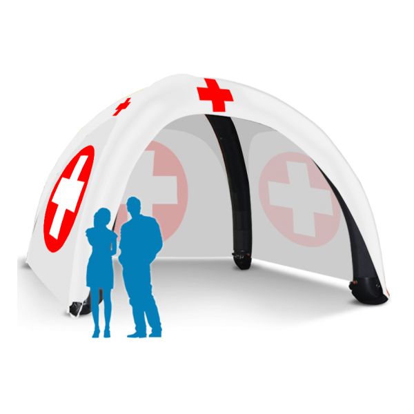 17ft X 17ft Inflatable Medical Tent