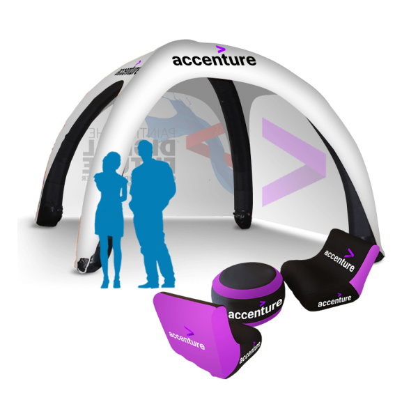 Inflatable Promotional tent