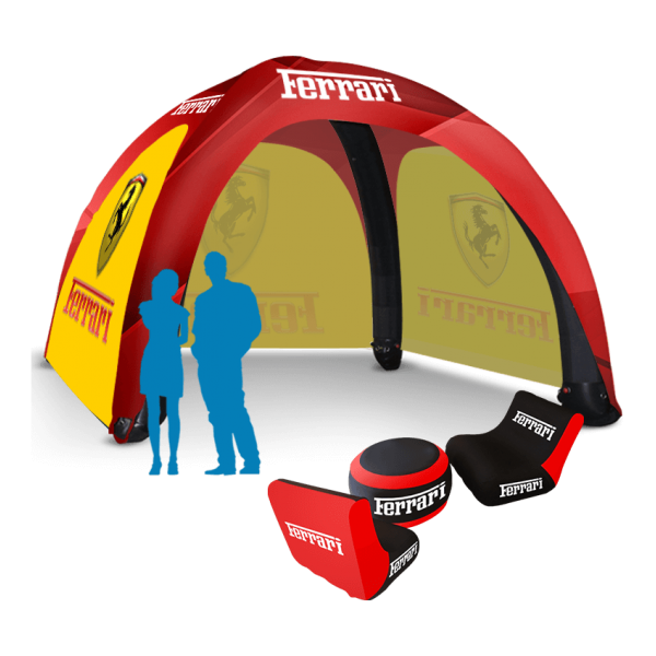 Inflatable Customized Tent