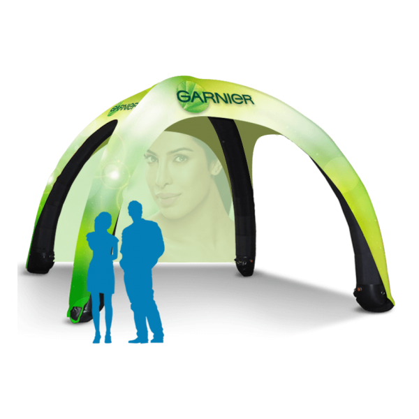 Printed Inflatable Tent