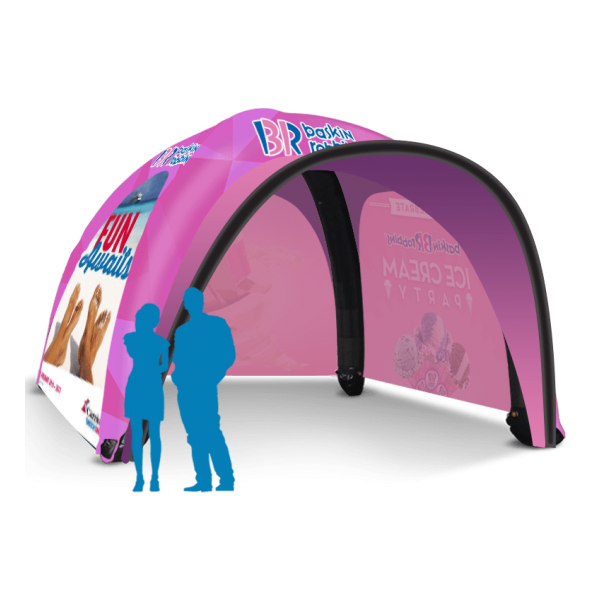 Logo Inflatable Tent