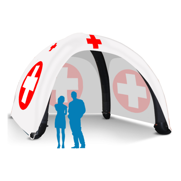 20ft X 20ft Inflatable Medical Tent