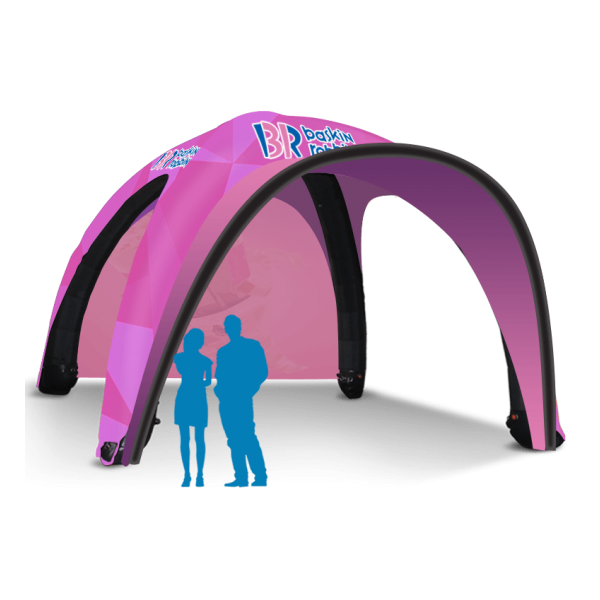 20x20 Inflatable Spider tents