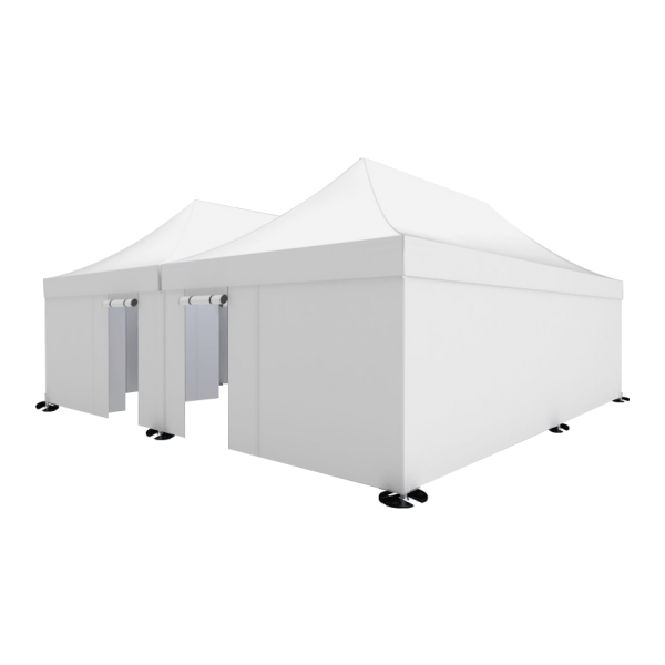 26×26 Pop-Up Mobile Infirmary