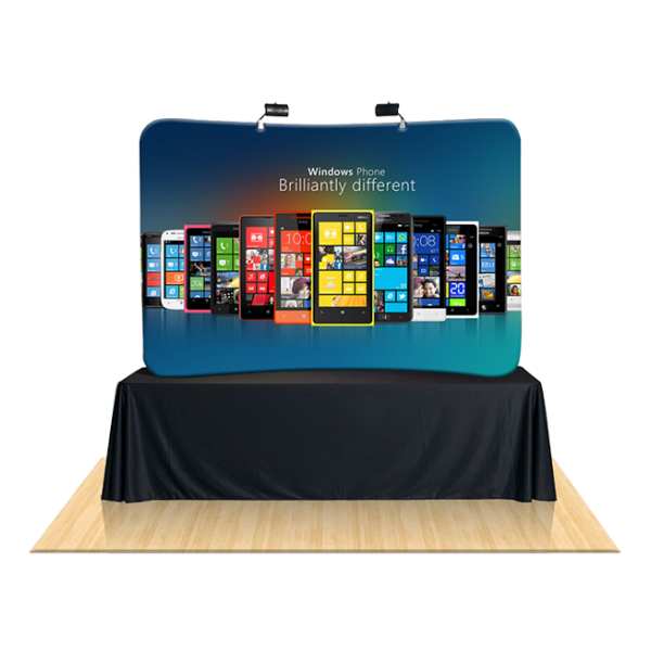 portable exhibit display booths