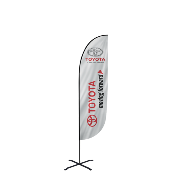 Outdoor Convex Flags