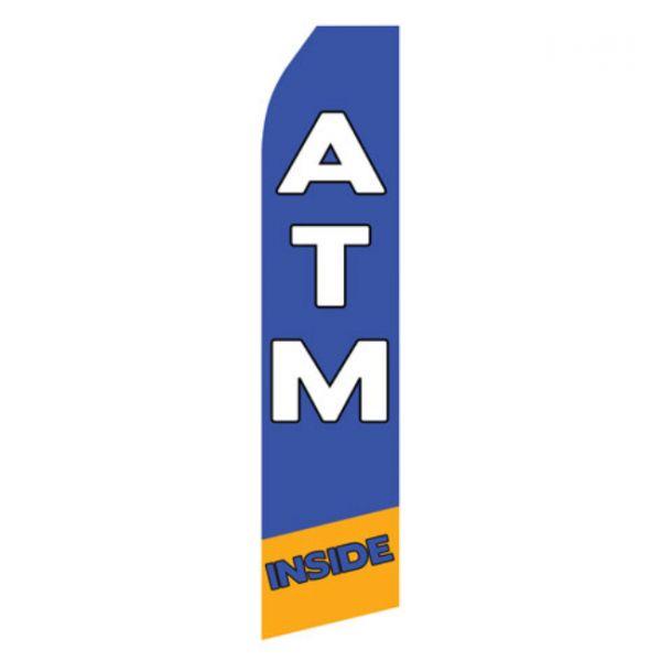 ATM Inside Econo Stock Flag