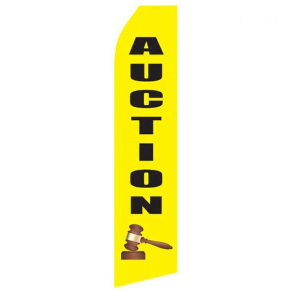 Auction Econo Stock Flag