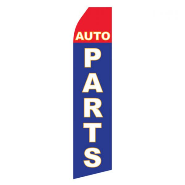 Auto Parts Econo Stock Flag