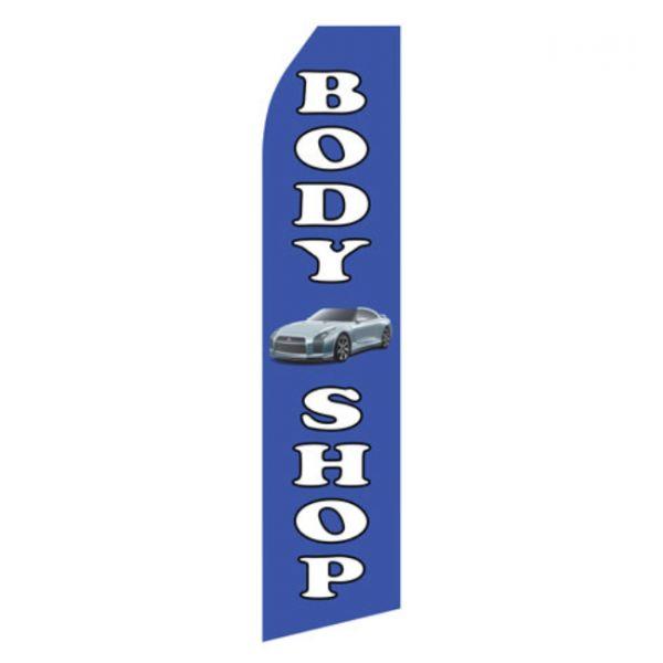 Body Shop Econo Stock Flag