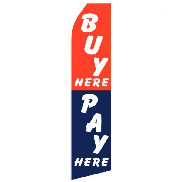 Buy & Pay Econo Stock Flag