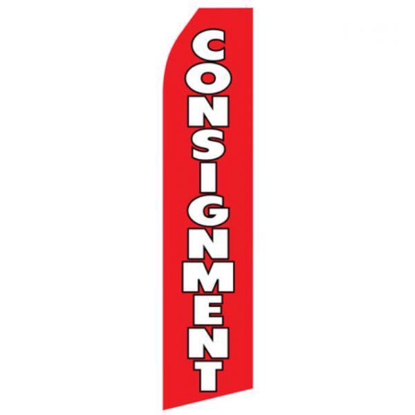 Consignment Econo Stock Flag