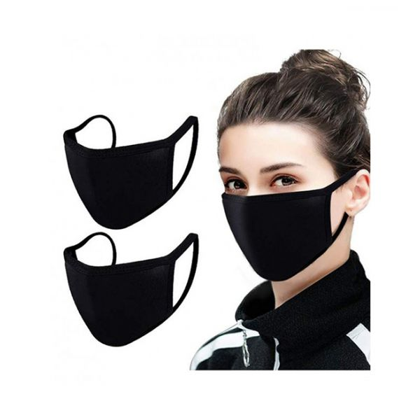 Cotton Mask With Filter