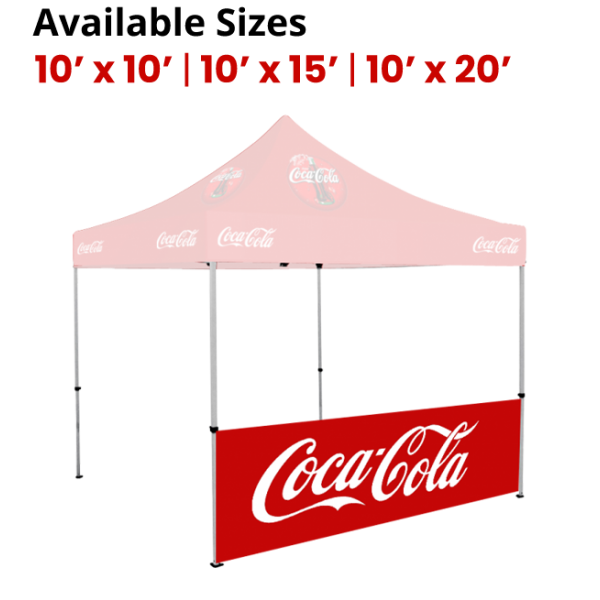 Tent Half Walls