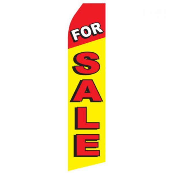 For Sale Econo Stock Flag