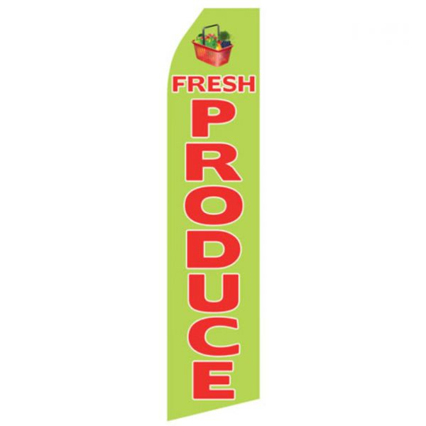 Fresh Produce Econo Stock Flag