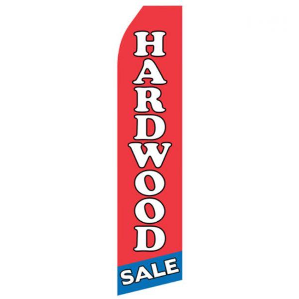 Hardwood Sale Econo Stock Flag