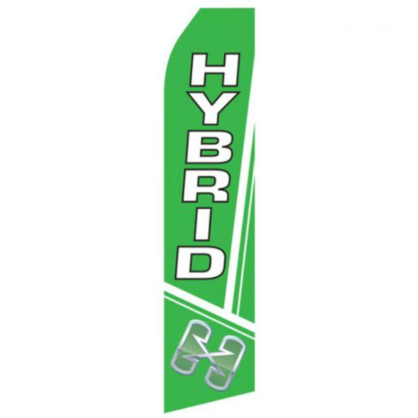 Hybrid Econo Stock Flag
