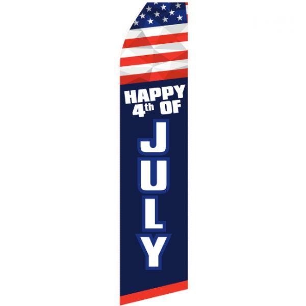 July 4th Econo Stock Flag