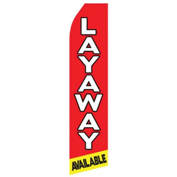 Layaway Econo Stock Flag