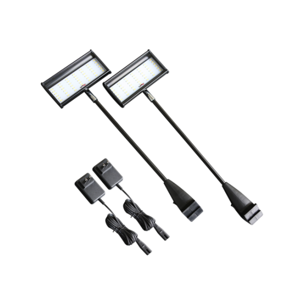 LED Lights With Adapters