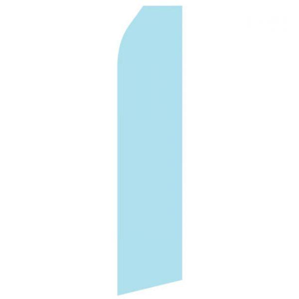 Light Blue Econo Stock Flag